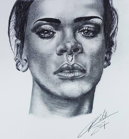 Rihanna by RobertoMalta89